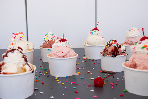 Sundaes, Your Guide to Buying a Used Ice Cream Machine