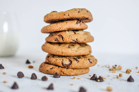 Chocolate Chip Cookies, How to Make Cookie Ice Cream Sandwiches for Your Ice Cream Shop