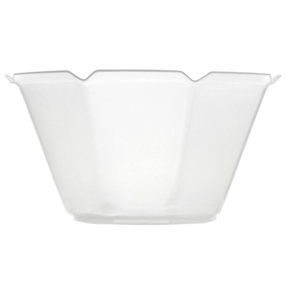 UNIQ® Petali 3 oz Clear Ice Gelato Cups