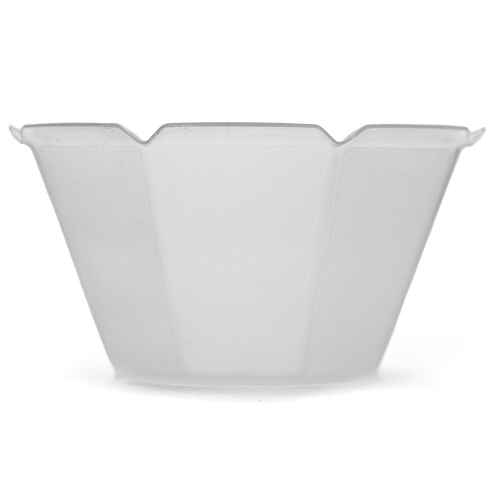UNIQ® Petali 5.1 oz Clear Ice Gelato Cups