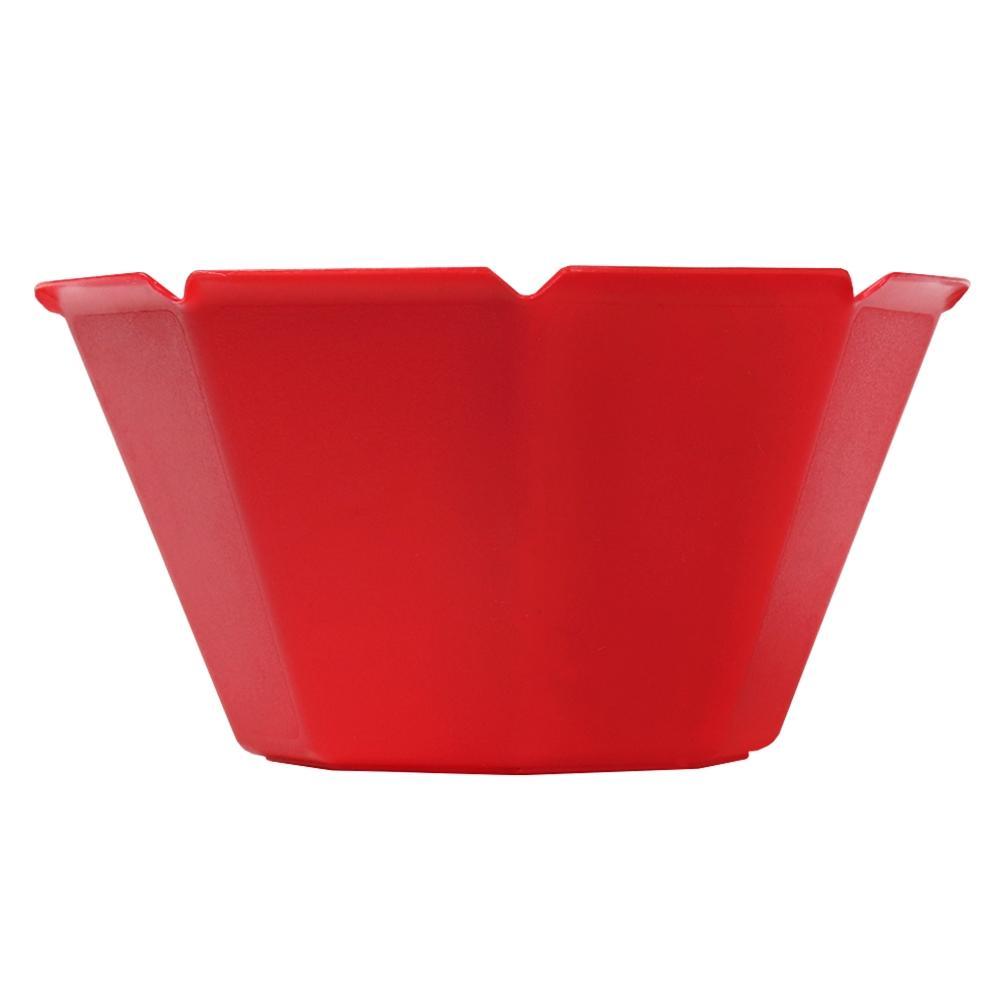 UNIQ® Petali 6.8 oz Red Gelato Cups