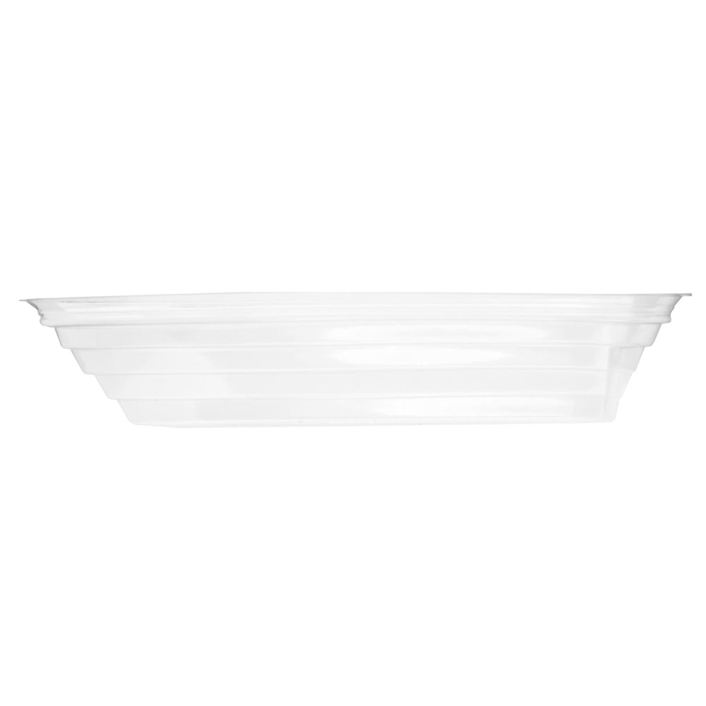 Clear Plastic Banana Split Boat - 12 oz