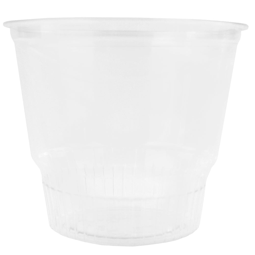 12 oz Clear Plastic Ice Cream Sundae Cups