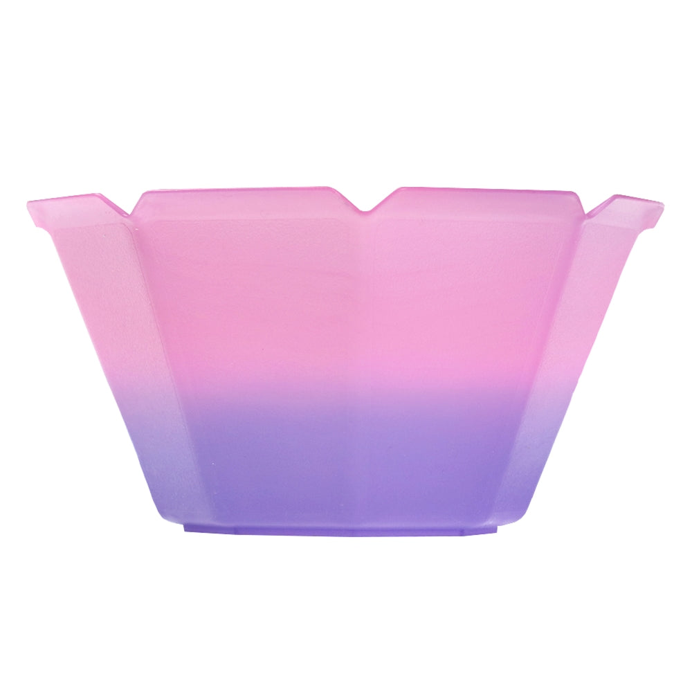 UNIQ® Petali 5.1 oz Color Changing Gelato Cups - Pink to Purple