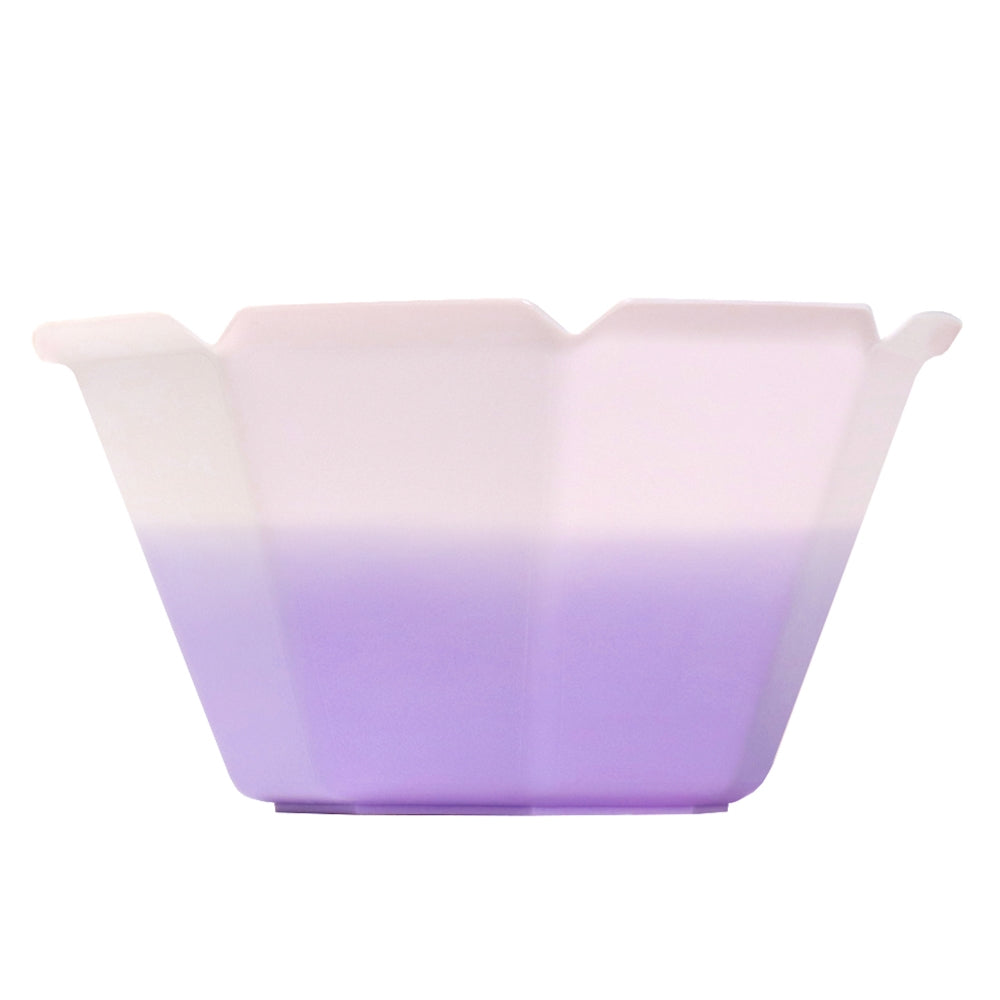UNIQ® Petali 5.1 oz Color Changing Gelato Cups - White to Purple