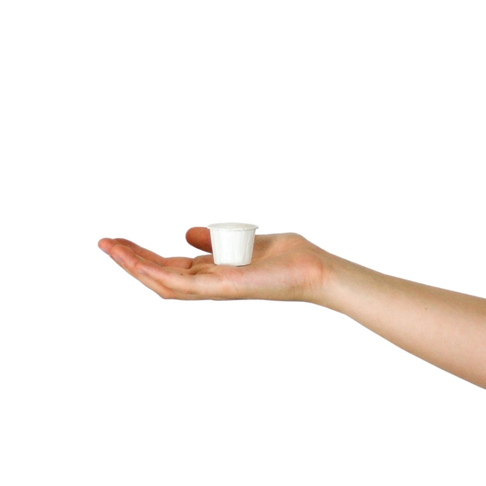 UNIQ® Paper Souffle Sample Cup - 0.75 oz