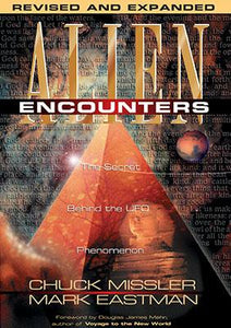 Alien Encounters - Book