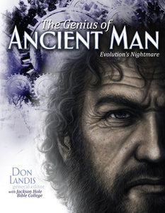 The Genius of Ancient Man - Book
