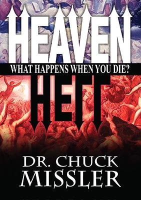 Heaven and Hell: What Happens When You Die? - Book