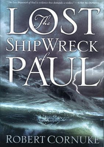 The Lost Shipwreck of Paul - Book