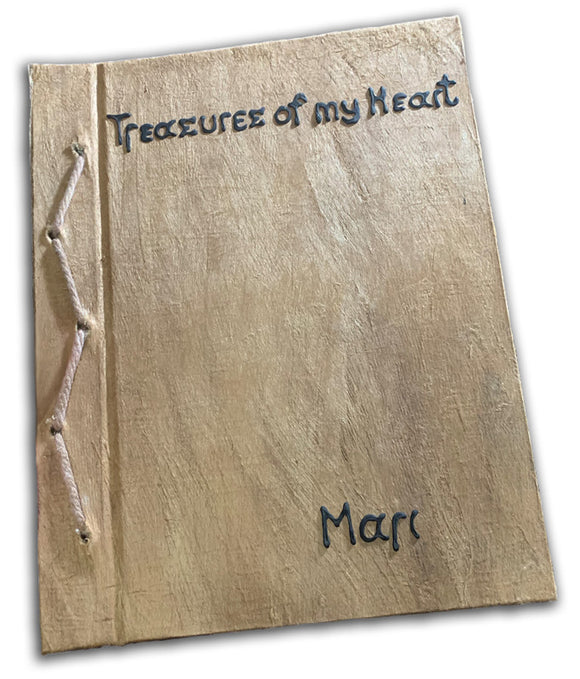 Treasures of my Heart - Mari Journal