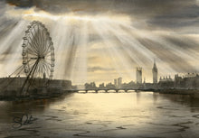 Load image into Gallery viewer, Sunlit Thames