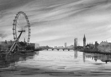 Load image into Gallery viewer, Thames Skyline