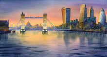Load image into Gallery viewer, Tower Bridge at Twilight