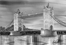 Load image into Gallery viewer, Tower Bridge By Night