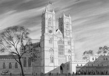 Load image into Gallery viewer, Westminster Abbey