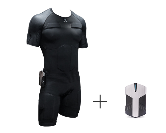 Balanx EMS Training Suit Set