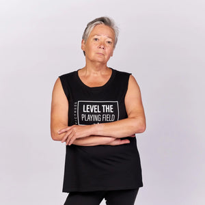 VICTRESS® - Level the Playing Field Tank - Black