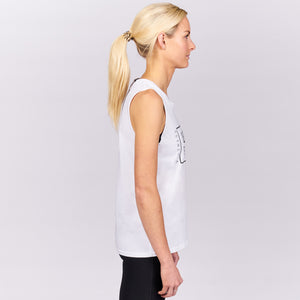 VICTRESS® -Level the Playing Field Tank - WHITE