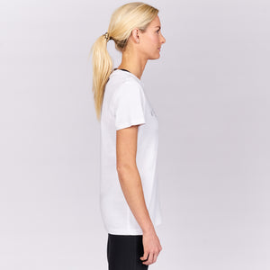 VICTRESS LMSR CLASSIC TEE - WHITE