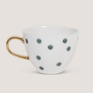 Good Morning Cup Dots klein