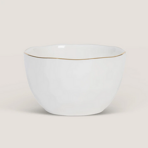 Morning Bowl White 14 cm