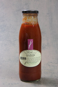 Curry Ketchup 0,5 l