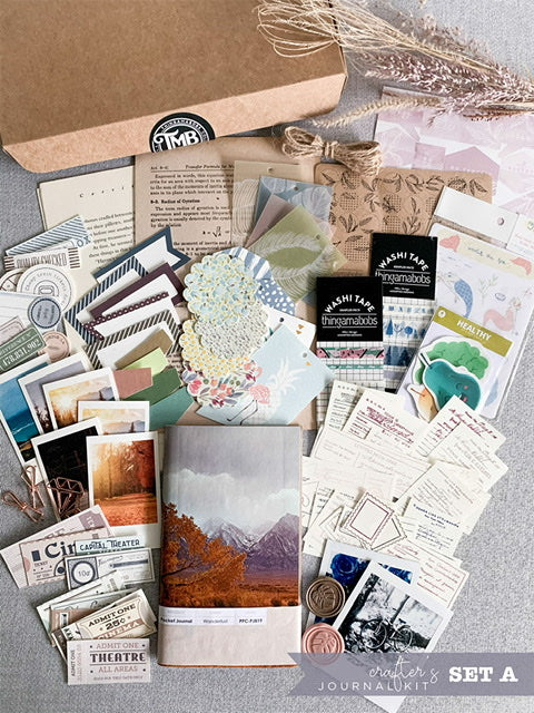 Crafter's Journal Kits