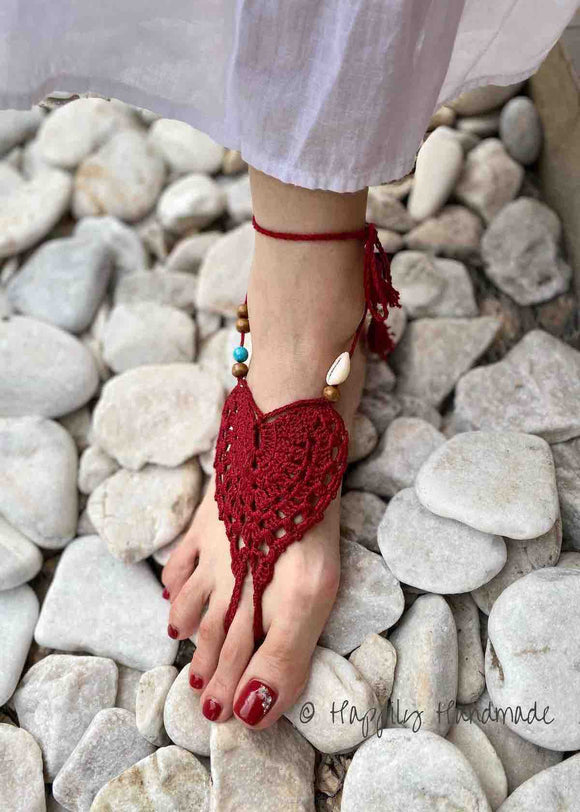 50% OFF!!! Barefoot Sandals