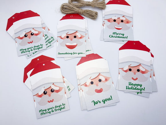 Christmas Tags 50% off