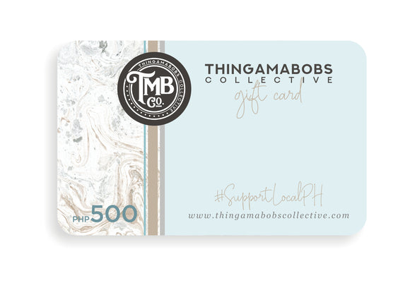 Thingamabobs Collective Gift Card