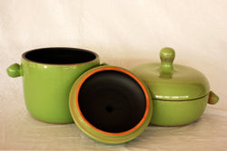 Handmade Italian pottery - Cookware collection by ND Dolfi