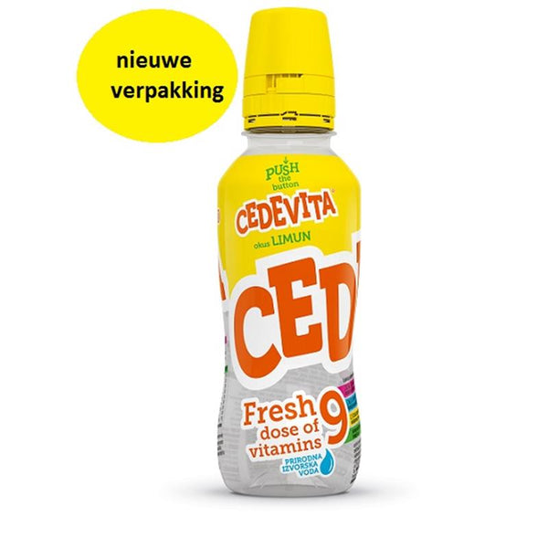 Cedevita | Lemon | 340ML