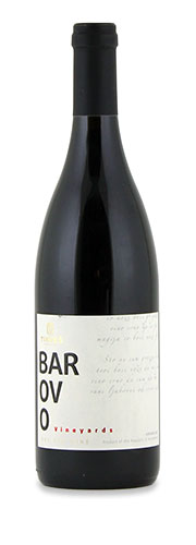 Barovo Rood | 2017 | Terroir Red | 0.75L