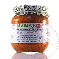Ajvar Mamas | Hot / Pittig | 550G
