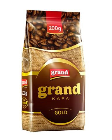 Grand Koffie | Gold | 200G