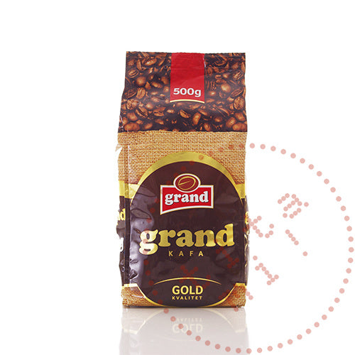 Grand Koffie | Gold | 500G