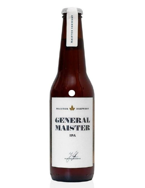 General Maister | IPA 6% | 0.33L