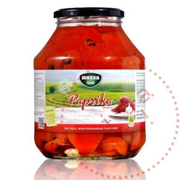 Gegrilde Rode Paprika's | Mezza | 1700ML