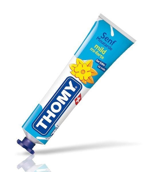 Thomy | Gorcica Mosterd | 200G