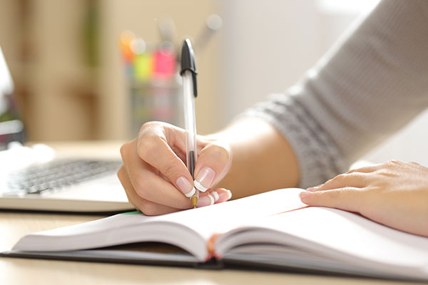 Benefits of journaling for a teen