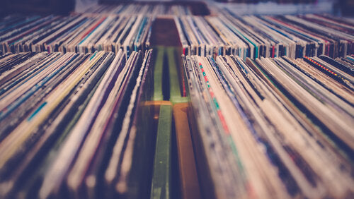 Music is my muse (why I love vinyl)