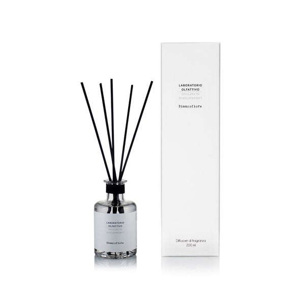 Laboratorio Olfattivo Fragrance Diffuser 200ml - Biancofiore (White Flower)
