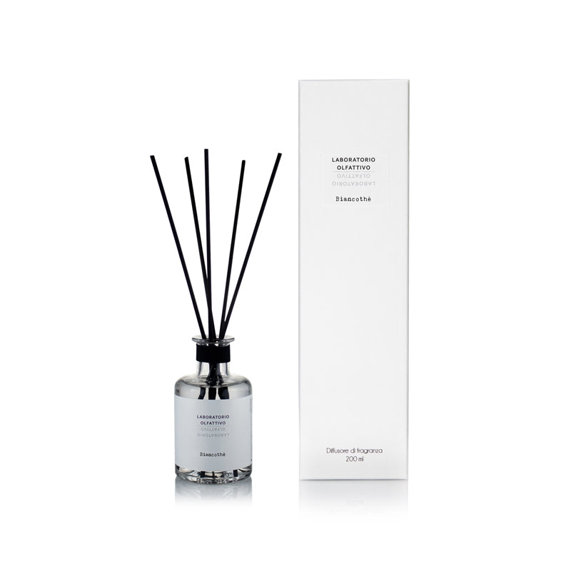 Laboratorio Olfattivo Fragrance Diffuser 200ml - Biancothé (White Tea)