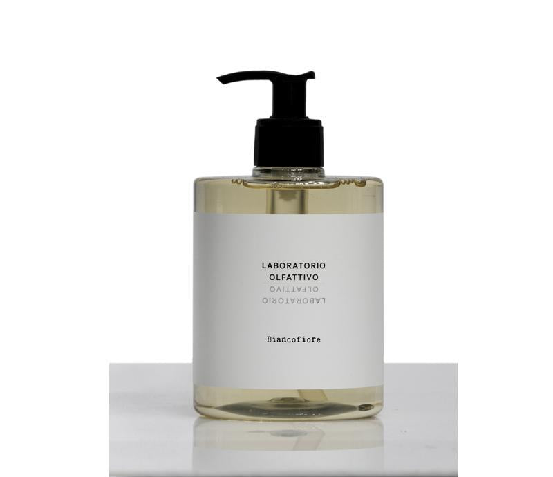 Laboratorio Olfattivo Liquid Soap (FOR BODY AND HAND) 500mL- Biancofiore  Shipping on Mar. 2