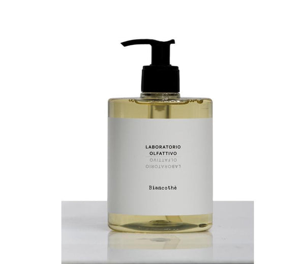 Laboratorio Olfattivo Liquid Soap (FOR BODY AND HAND) 500mL- Biancothé  Shipping on Mar. 2