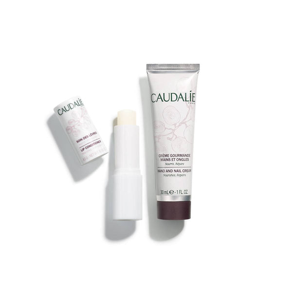 Caudalie LIP & HAND DUO (A $20 Value)