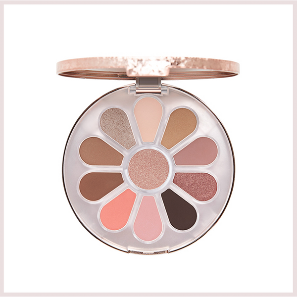 2aN Daily Blossom Eyeshadow Palette
