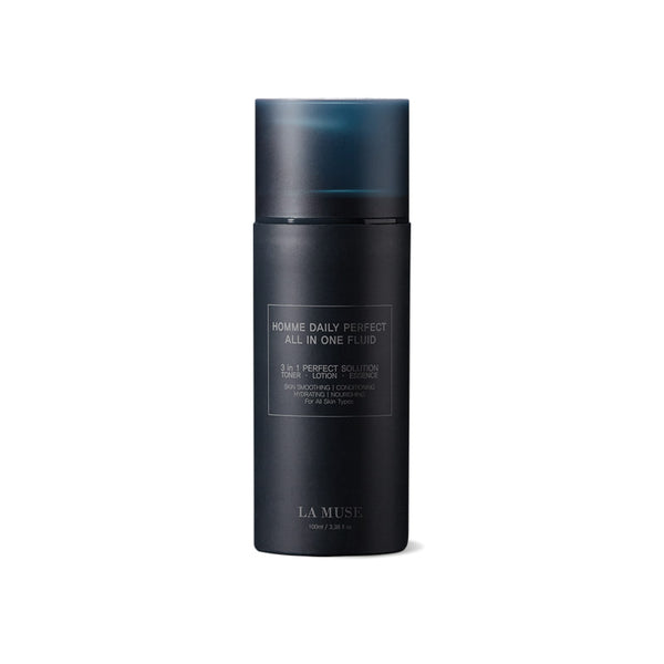 LA MUSE HOMME DAILY PERFECT ALL IN ONE FLUID (Toner + Serum+ Lotion)