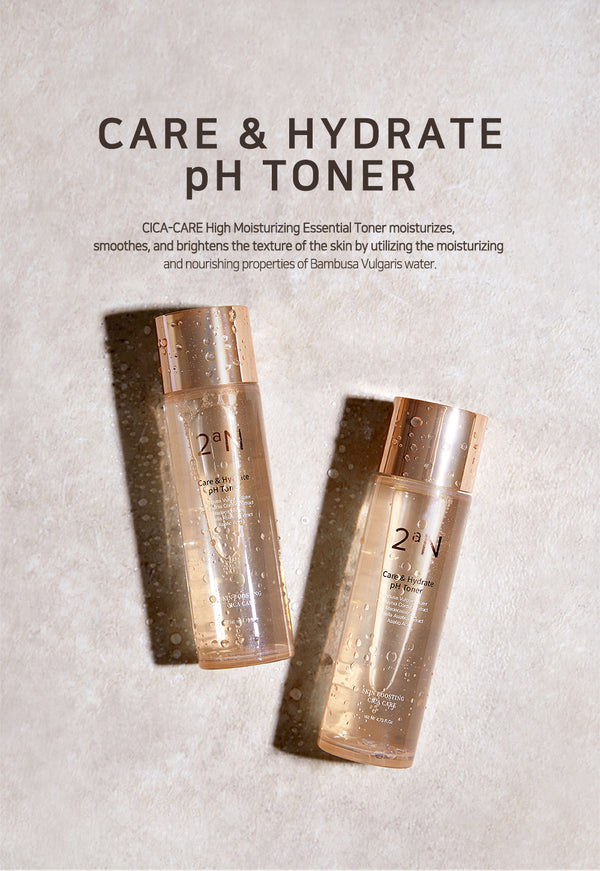 2aN Care & Hydrate PH Toner